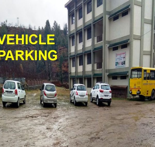 vehicle parking